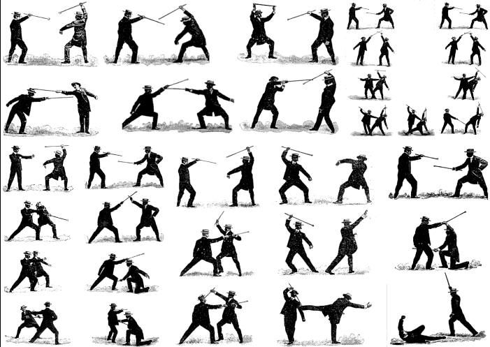 Bartitsu: Historical Self-Defence with a Walking Stick Series
