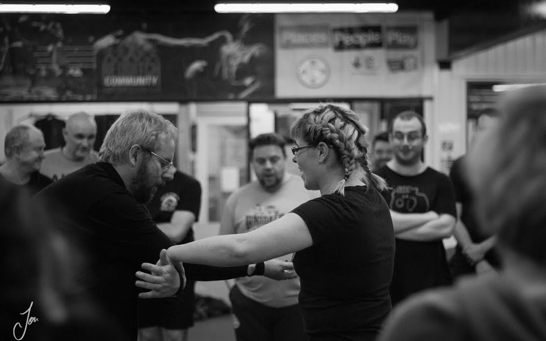 Bartitsu Lab's Tommy Moore Interviews Lauren Ireland