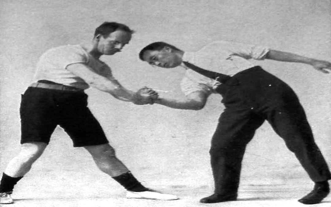 Why do Ju Jitsu? Advice from WW1 Britain