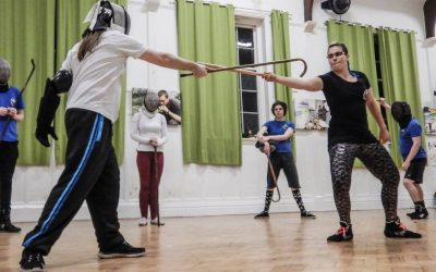 Bartitsu & Suffrajitsu Beginner's Course 2021 – 8 Weeks, York UK
